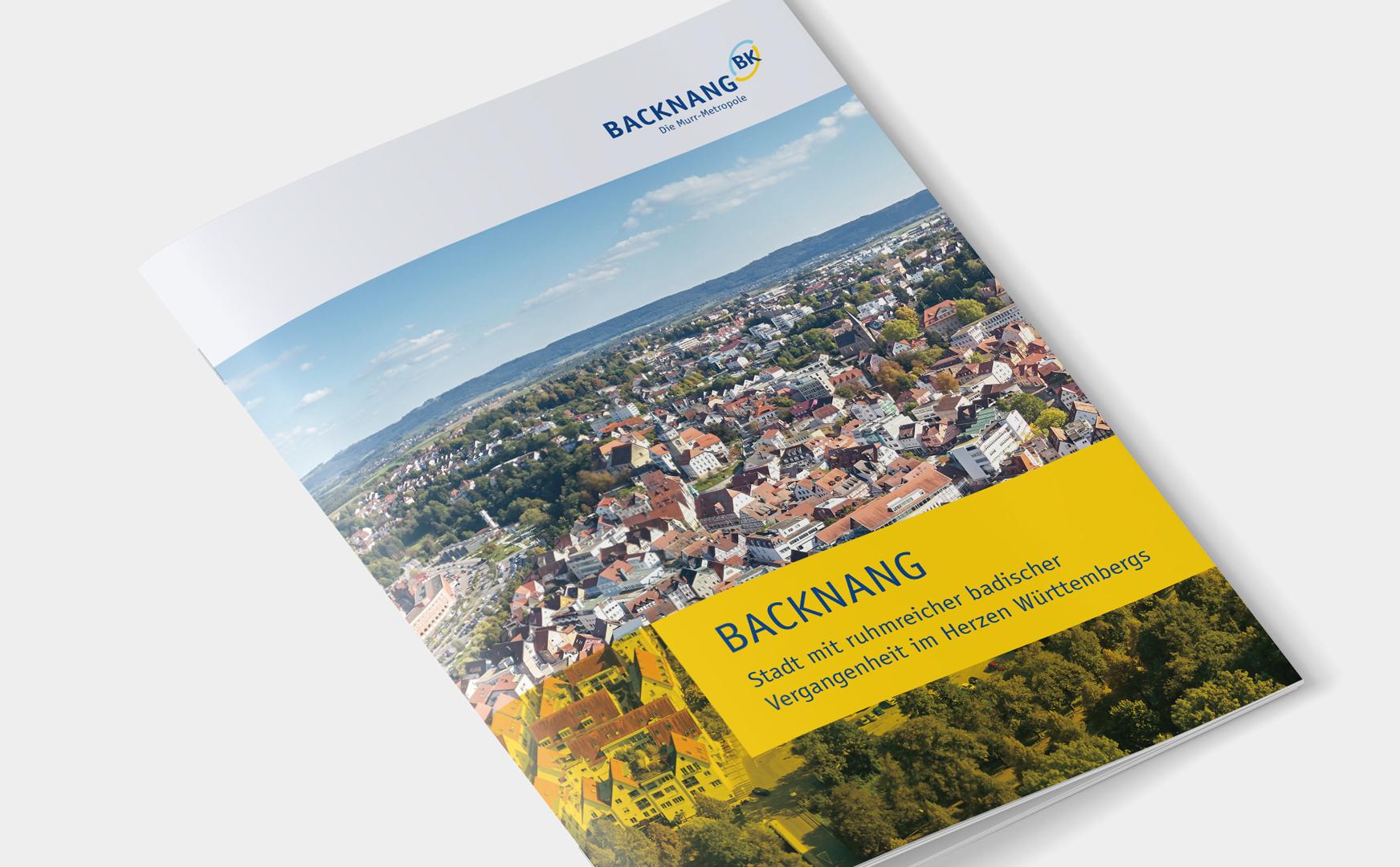 Backnang Imagebroschüre